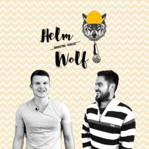 Helmwolf Marketing Podcast mit Google Ads vertiefung